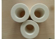Breathable & Comfortable Non-woven Paper / Silk / PE / Cloth White Surgical Medical Adhesive Tape To Clean, Dry Skin