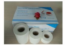 Custom Zinc Oxide Adhesive Plaster, Medical Adhesive Tape, Surgical Tapesimple Packing To Clean / Dry Skin