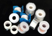 5m / 10m Acrylic Or Hot-Melt Adhesive Coated Medical Adhesive Tape, Non-Woven Paper Surgical Tapes