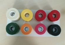 Highly Stretchable Cotton / Rayon Rigid Sports Tape, Effectively Secures Dressing In Place 3.8cm * 10m / 12m / 13.7m