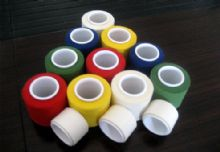 Highly Stretchable And Muti-Colored Rigid Sports Tape, Cotton / Rayon, 10m / 12m / 13.7m