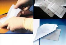 GMP, CE, ISO, FDA Highly Breathable Microporous Wound Plaster Dressing, Medical Hypoallergenic Adhesive