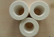 Breathable & Comfortable Non-woven Paper / Silk / PE / Cloth White Surgical Tapes For Sports Support and Protection