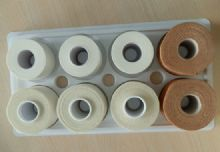 Cotton Cloth Coated Zinc Oxide Adhesive Plaster Or Hot Melt Adhesive Rigid Sports Tape For Sports Support And Protection