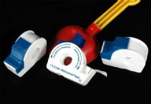 White Or Skin Waterproof Adhesive Tape, Acrylic Or Hot-Melt Adhesive Coated On Silk Cloth 2.5cm X 5m